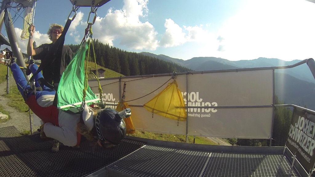 FlyingFox XXL in Salzburg