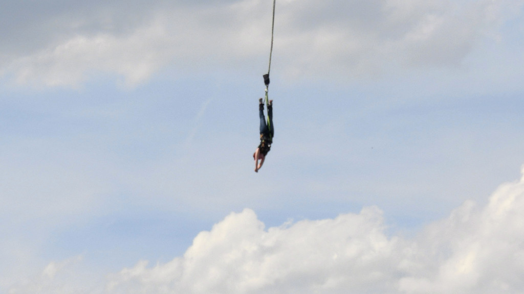 Bungee Jumping in Stuttgart