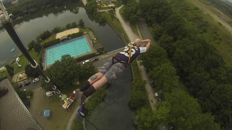 Bungee Jumping Duisburg in Nordrhein Westfalen